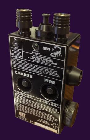 SBS-T Electric and Shocktube Blasting Machine