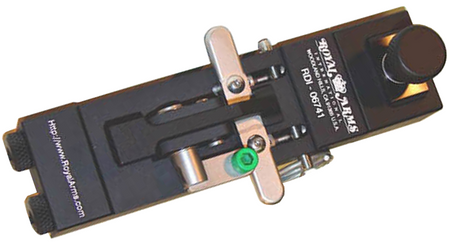 Royal Dual Ignitor with Detachable Block