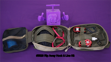 Rip Away Hook and Line Kit (Berry Compliant optional)