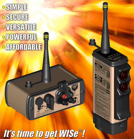 WISe Wireless Initiation System - Dual Combination Remote Kit