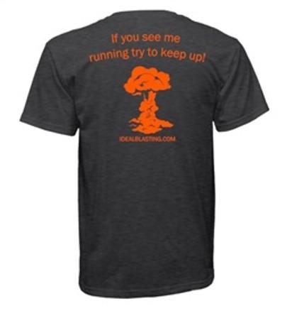Ideal T-Shirt Short Sleeve M-XXl
