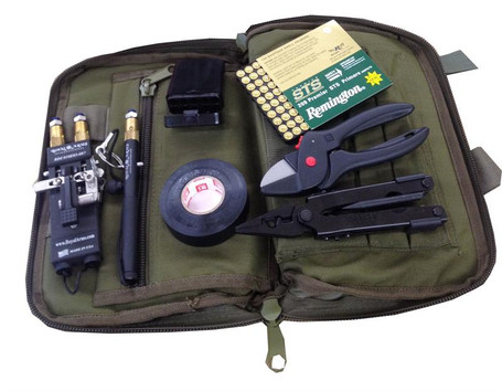 EOD Breaching Kit with Thigh Pouch