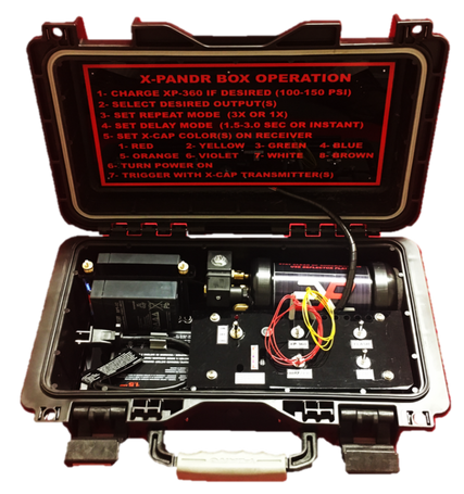 X-PANDR Battlefield Effects Flash Bang Simulator