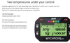 2T For Dual Temperature Tracking