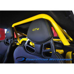 CMS Roll Bar Installed in 981 GT4