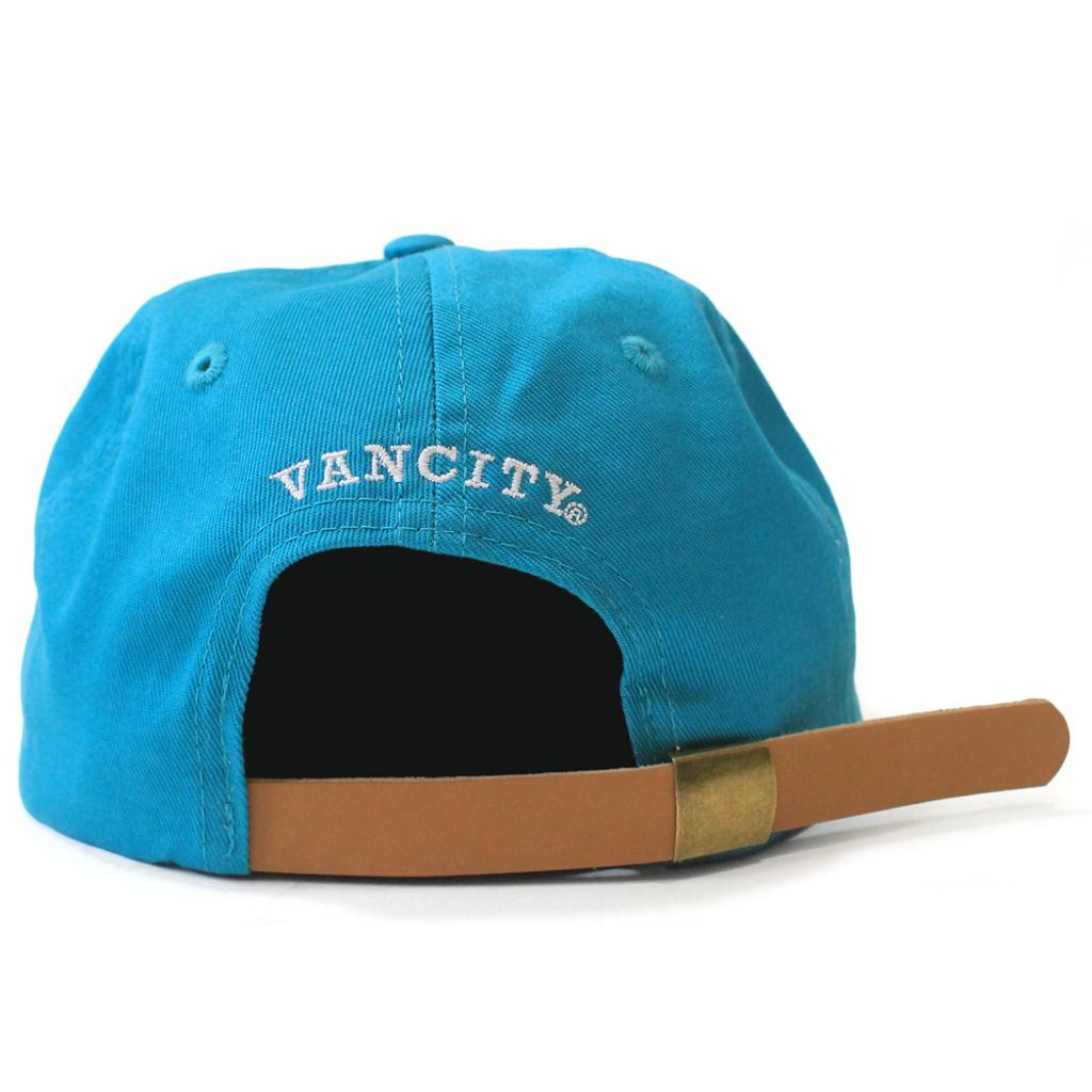 V Cap - Turquoise