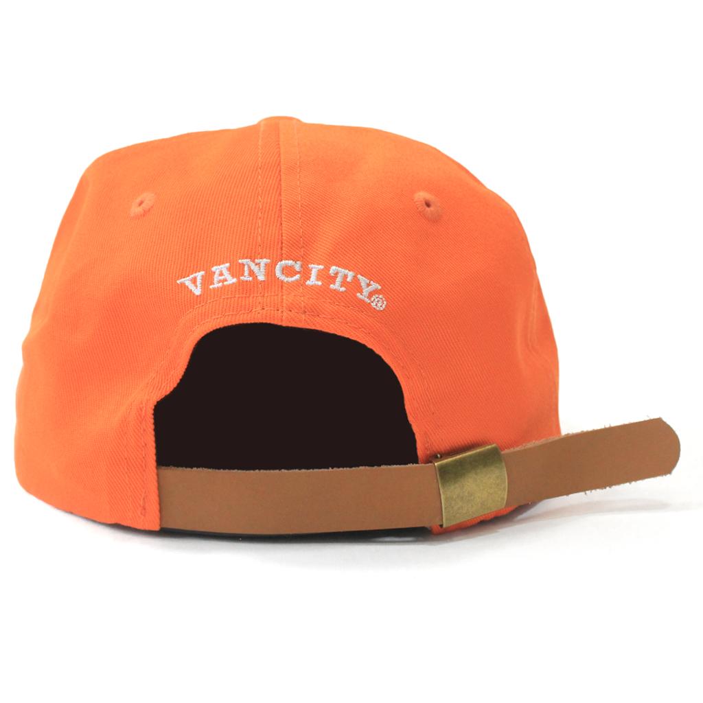 V Cap - Safety Orange