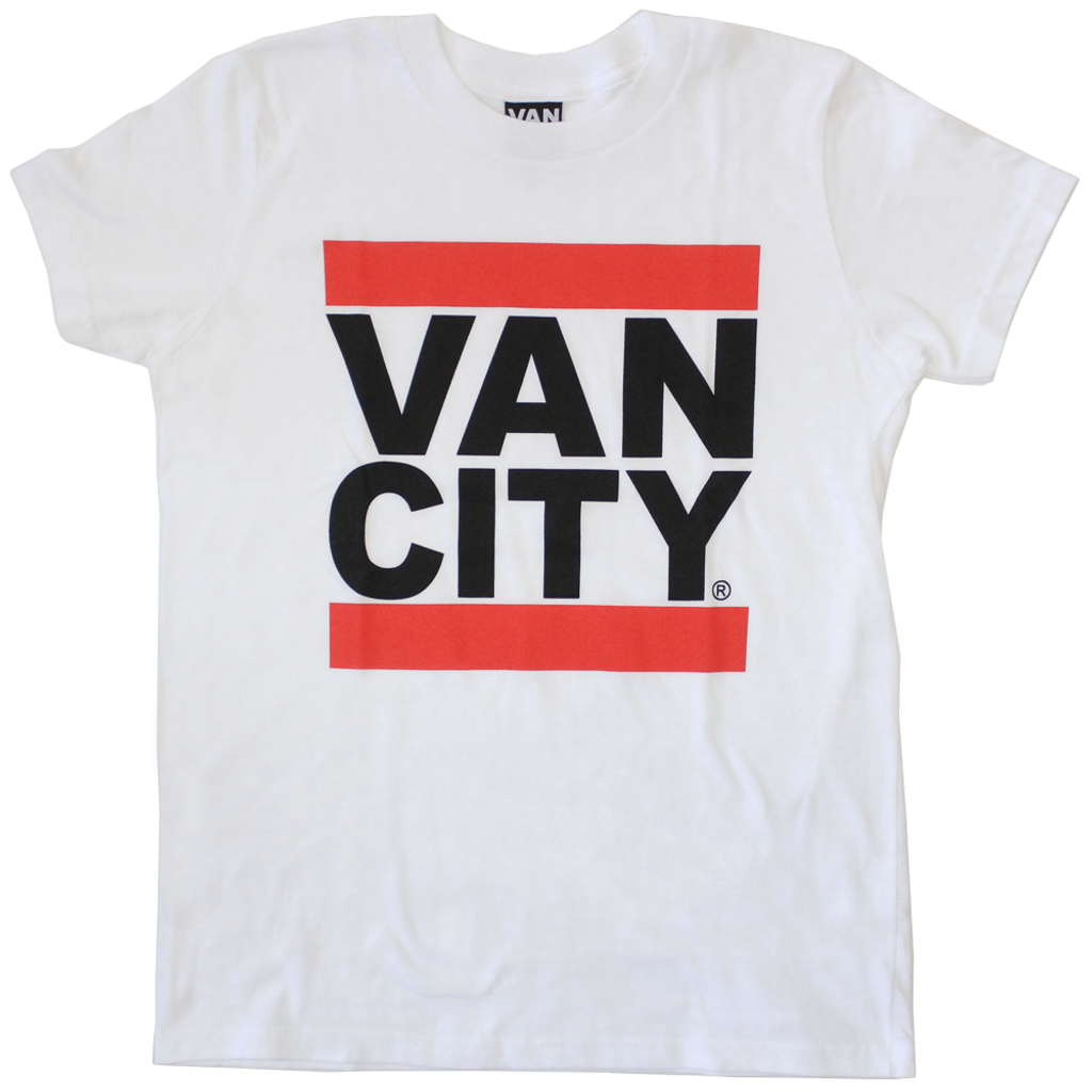 UnDMC Youth Tee - White