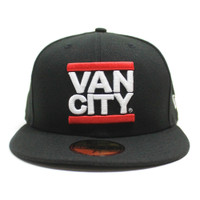 New Era UnDMC Classic Fitted - Black