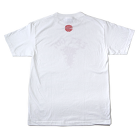 Eat Out Tee - White
