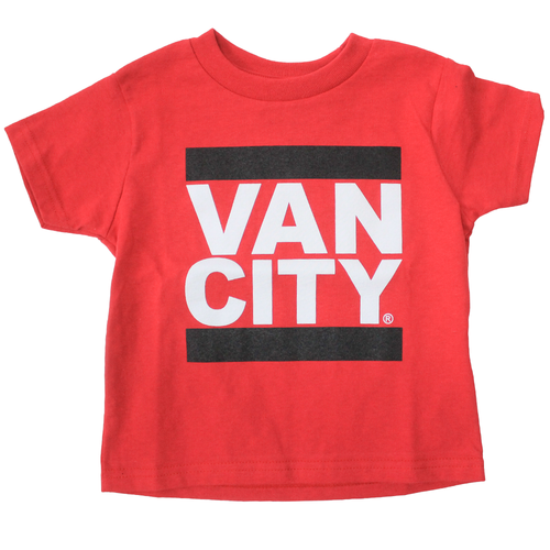 UnDMC Toddler Tee - Red