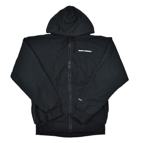 Classic UnDMC Full Zip Hoodie - Black