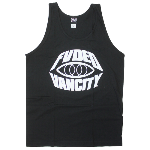FVDED x Vancity Tank Top - Black