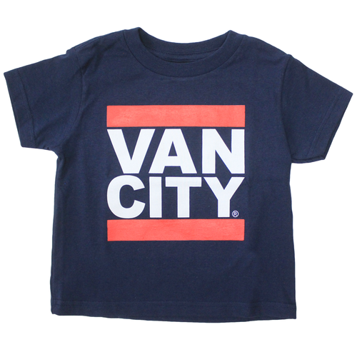 UnDMC Toddler Tee - Navy