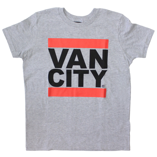 UnDMC Youth Tee - Heather Grey
