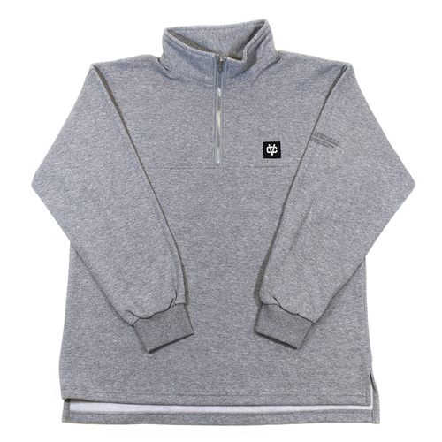 VC Link Pullover Fleece - Heather Grey