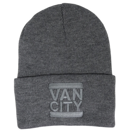 Monochrome Neutrale Beanie - Grey