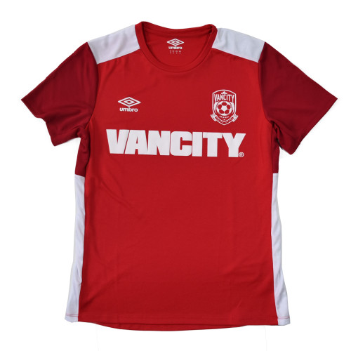 Vancity Original® x Umbro Tactic Jersey - Red