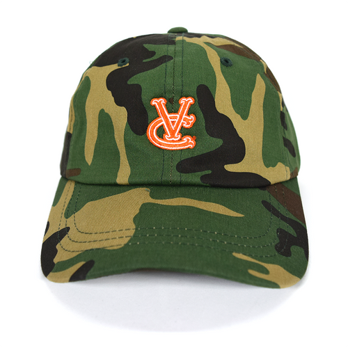 Classic VC Dad Hat - Camo