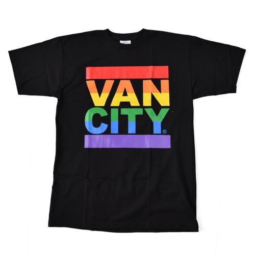 Vancity® Pride Tee - Black