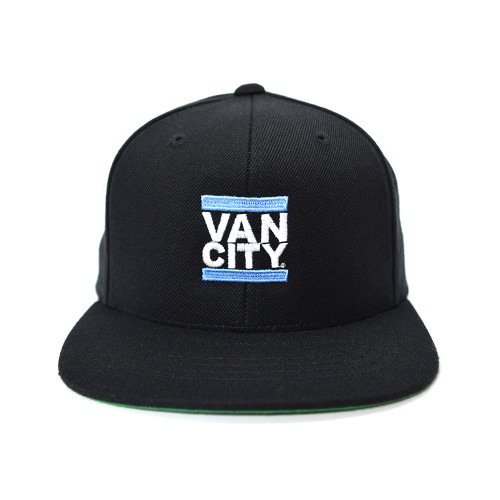 Classic UnDMC Youth Snapback - Black/Blue