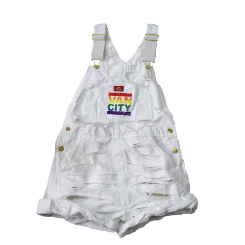 Vancity® Pride x Ciji Greene Richard Overalls - Size Small