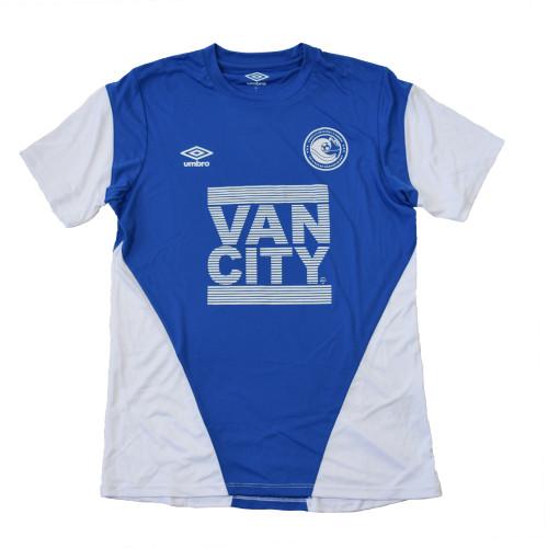 Vancity Original® x Umbro BSB Jersey - Royal/White