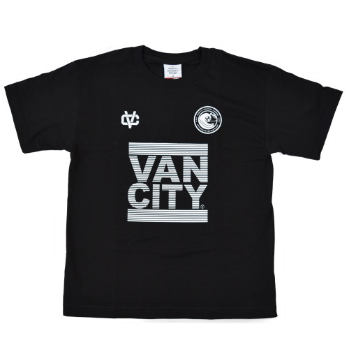 Vancity® Beach Soccer Blast Tee - Black