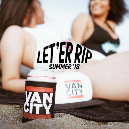 LET'ER RIP SUMMER '18