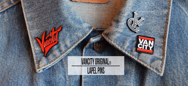 Classic Lapel Pins
