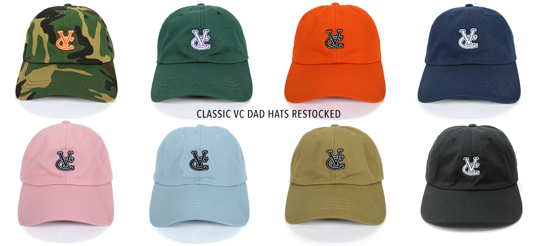 Classic VC Dad Hats