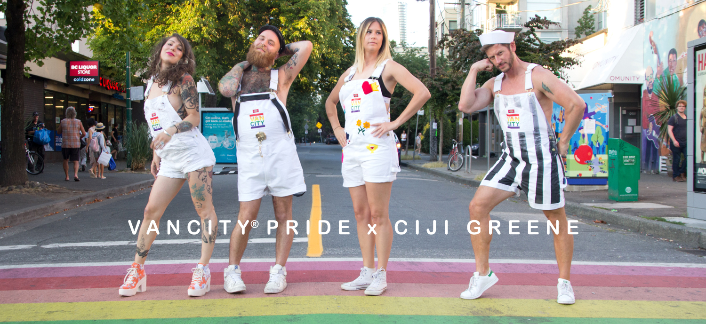 Vancity® Pride Overalls
