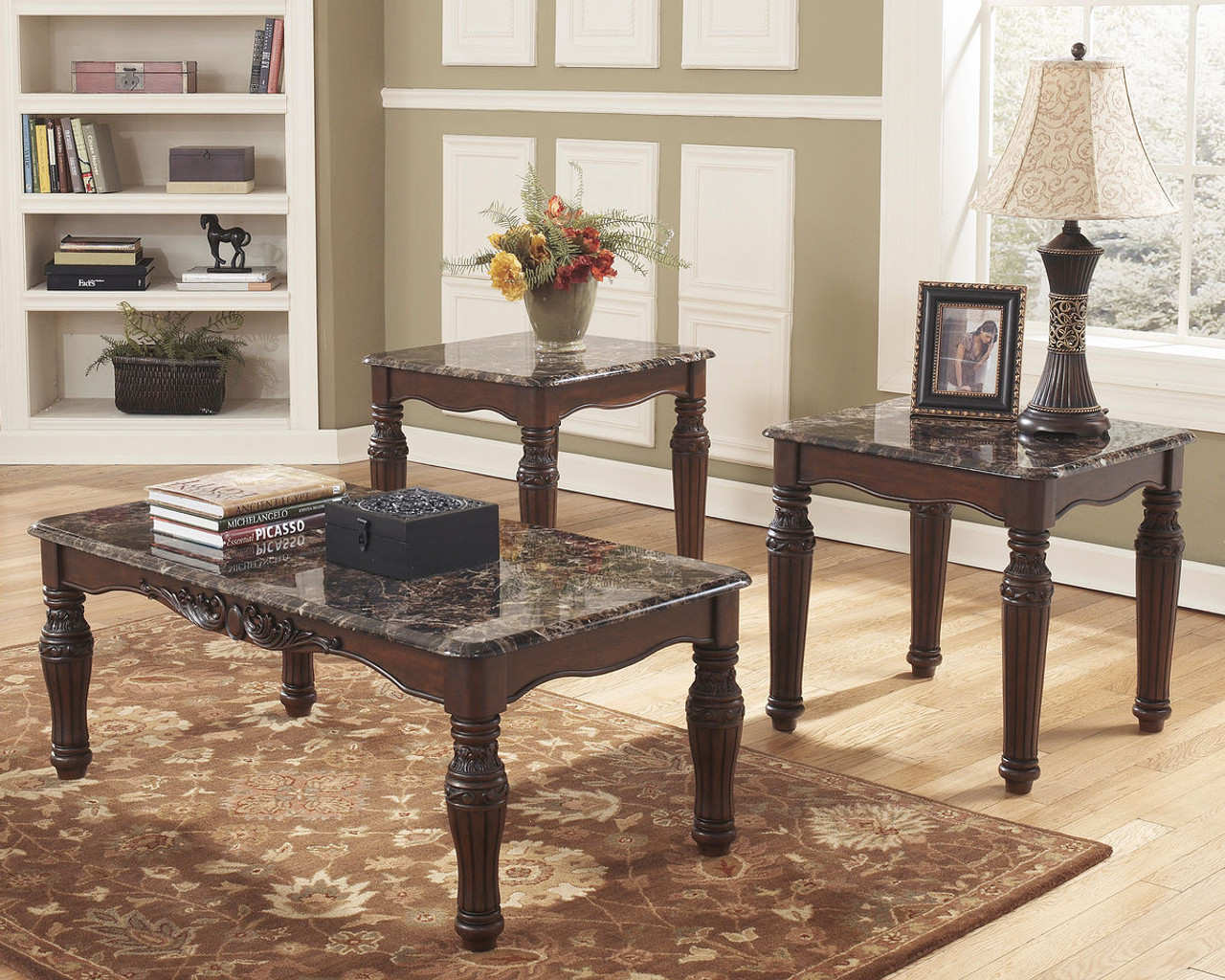 The north shore dark brown occasional table set available at barnett north shore dark brown occasional table set watchthetrailerfo