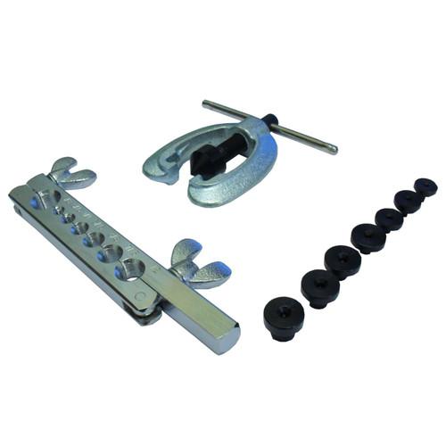 Brake Pipe Flaring / Hydraulic Line Flaring Tool Repair Kit TE038