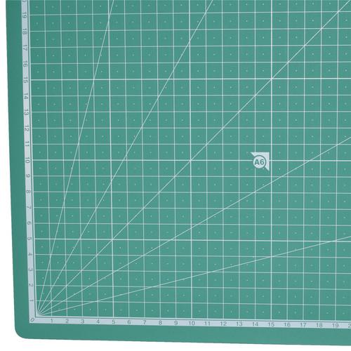A1 Self Healing Cutting Mat Non Slip Printed Grid Line Knife Board TE162