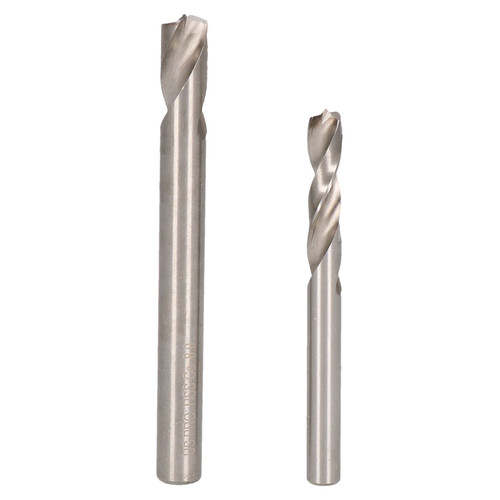 Spot weld drill / remover / cutter cobalt tip 2pc 6mm and 8mm