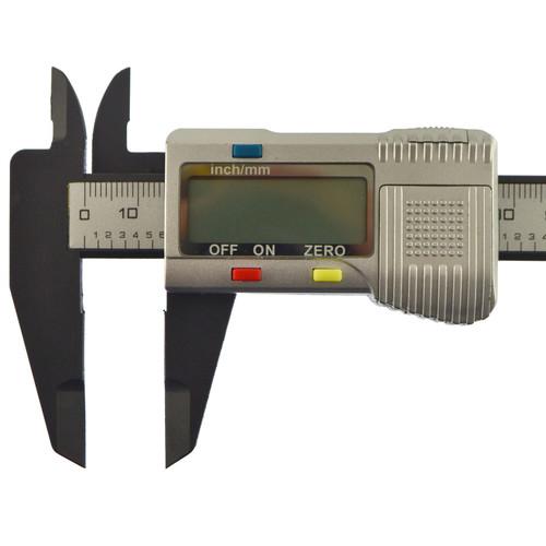 "Digital Vernier Caliper Gauge Internal / External LCD Display 6"" / 150mm"