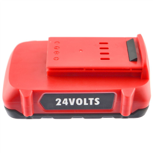"Spare Battery For 24v Cordless Battery Powered Impact Gun 1/2"" Drive CT3730"