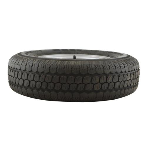"""145 R10 Mini Wheel Rim Tyre 4PLY 4 Stud 23.5mm Offset 4"""" PCD 74N TRSP15"""