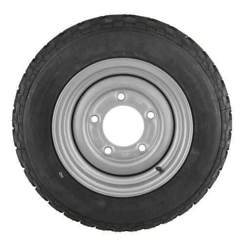 """185/70 R13 Trailer Tyre Wheel Rim 5 Stud 6-1/2"""" PCD 106/104N TRSP25"""