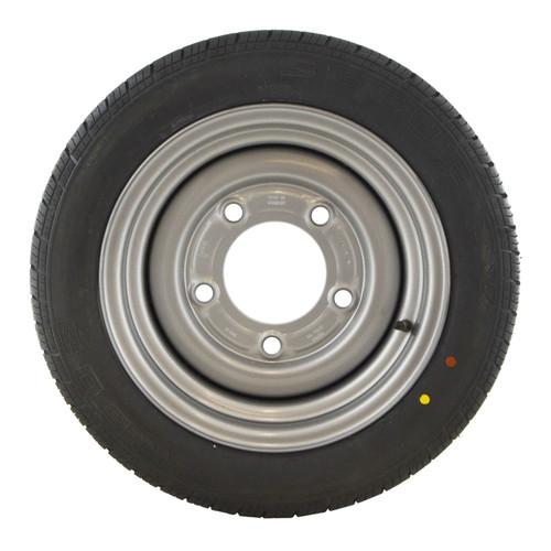 """195/50 R13C Tyre & Wheel Rim 5 Stud 104/101N 6-1/2"""" PCD TRSP41"""