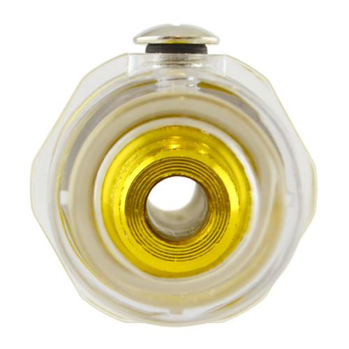 1/4'' BSP Mini In Line Oiler Air Tool Oiler Lubricator Compressor Pipe Oil TE843