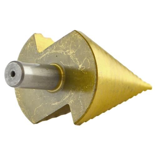 4-42mm Step Cone Drill 14 Steps Hole Cutter HSS 4341 Titanium Finish Reamer TE859