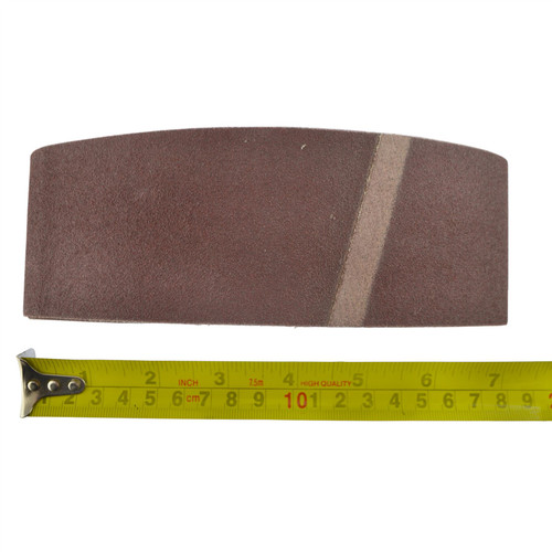 Belt Power Finger File Sander Abrasive Sanding Belts 400mm x 60mm 120 Grit 5 PK