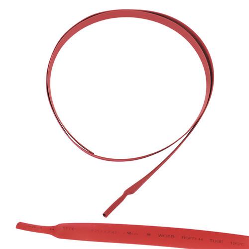 Electrical Heatshrink Tubing Sleeving Waterproof Red 8mm x 0.5 Metre