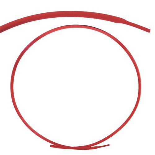 Electrical Heatshrink Tubing Sleeving Waterproof Red 5mm x 0.5 Metre