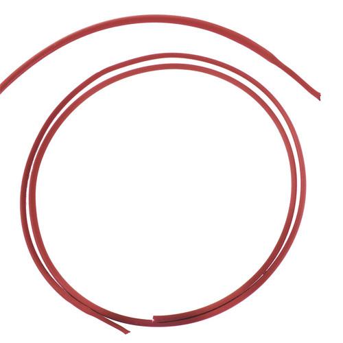 Electrical Heatshrink Tubing Sleeving Waterproof Red 3mm x 0.5 Metre
