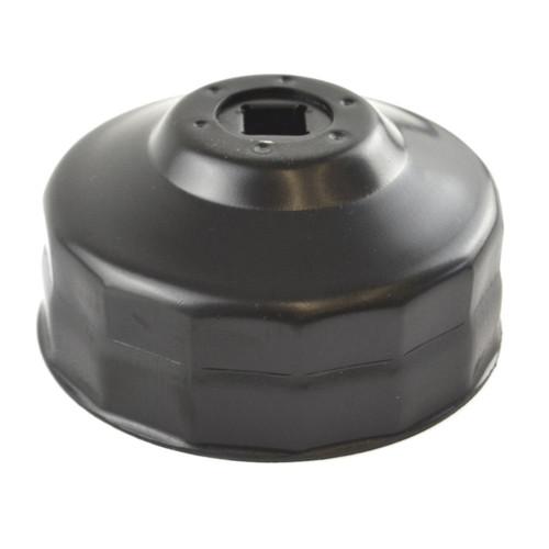 74/76mm 15 Flute Cup Oil Filter Socket Remover Removal Tool For Kawasaki Honda