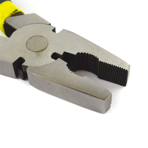 "10"" (255mm) Combination Plier Comfort Grip Wire Cutters Pliers Snips Crimp TE906"