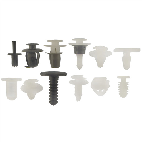 Peugeot Trim Clip Assortment Set Retaining Retainer Grommet Clips Fixings 345pc